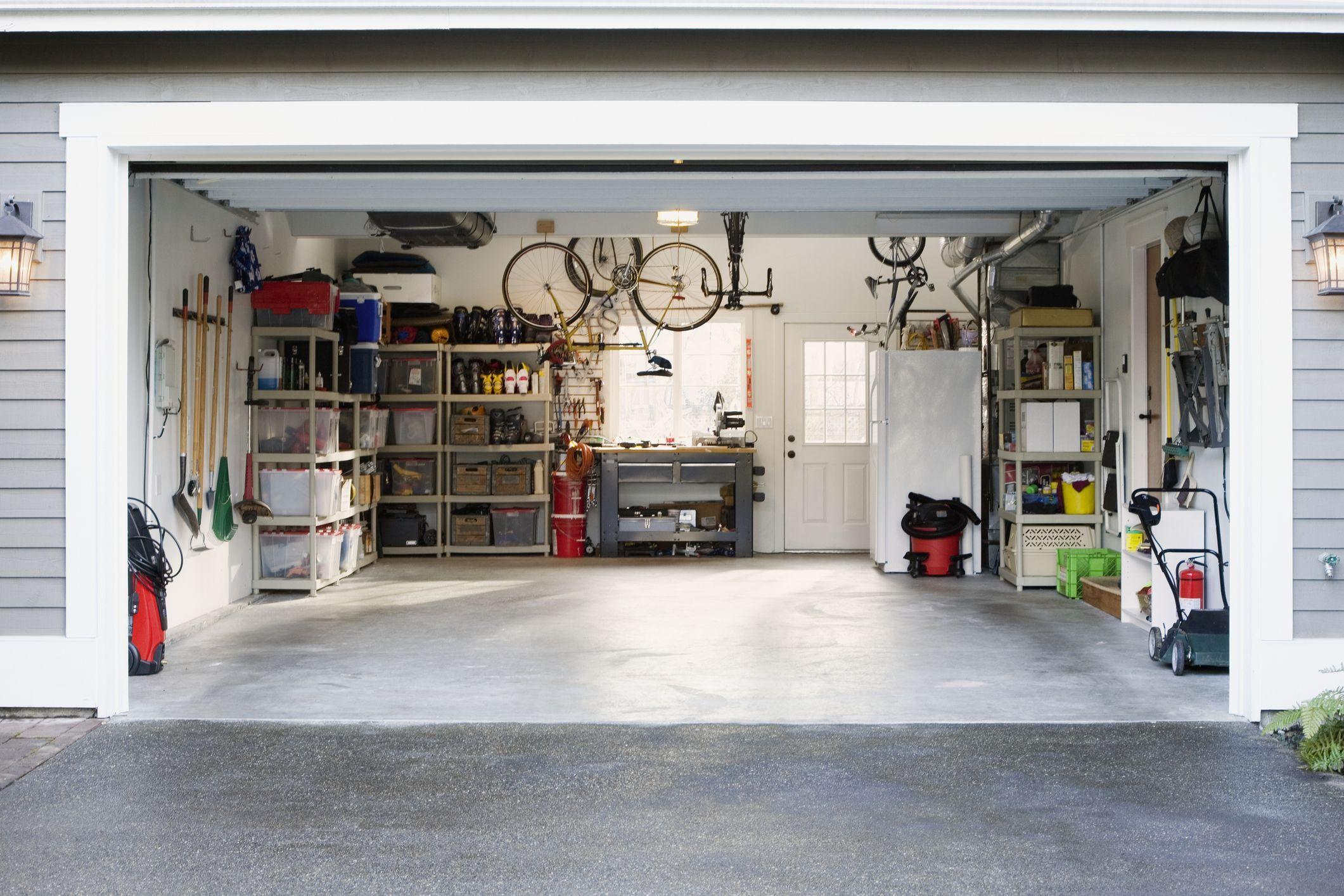 paris parking garage