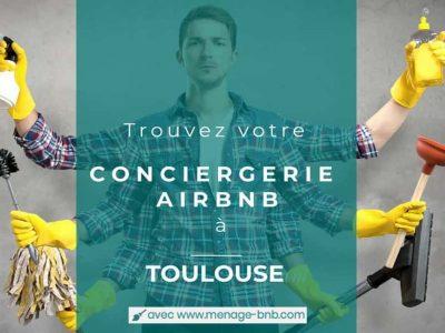 conciergerie airbnb toulouse